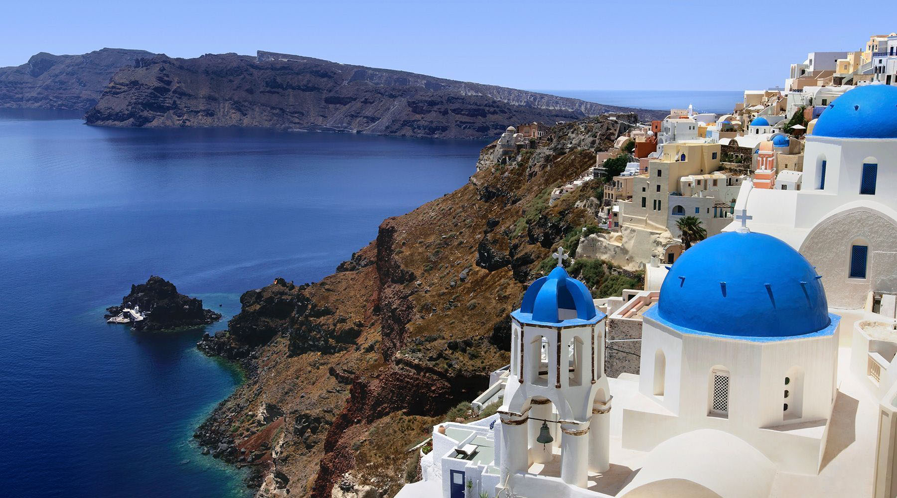 Santorini, Greece Boutique Voyages
