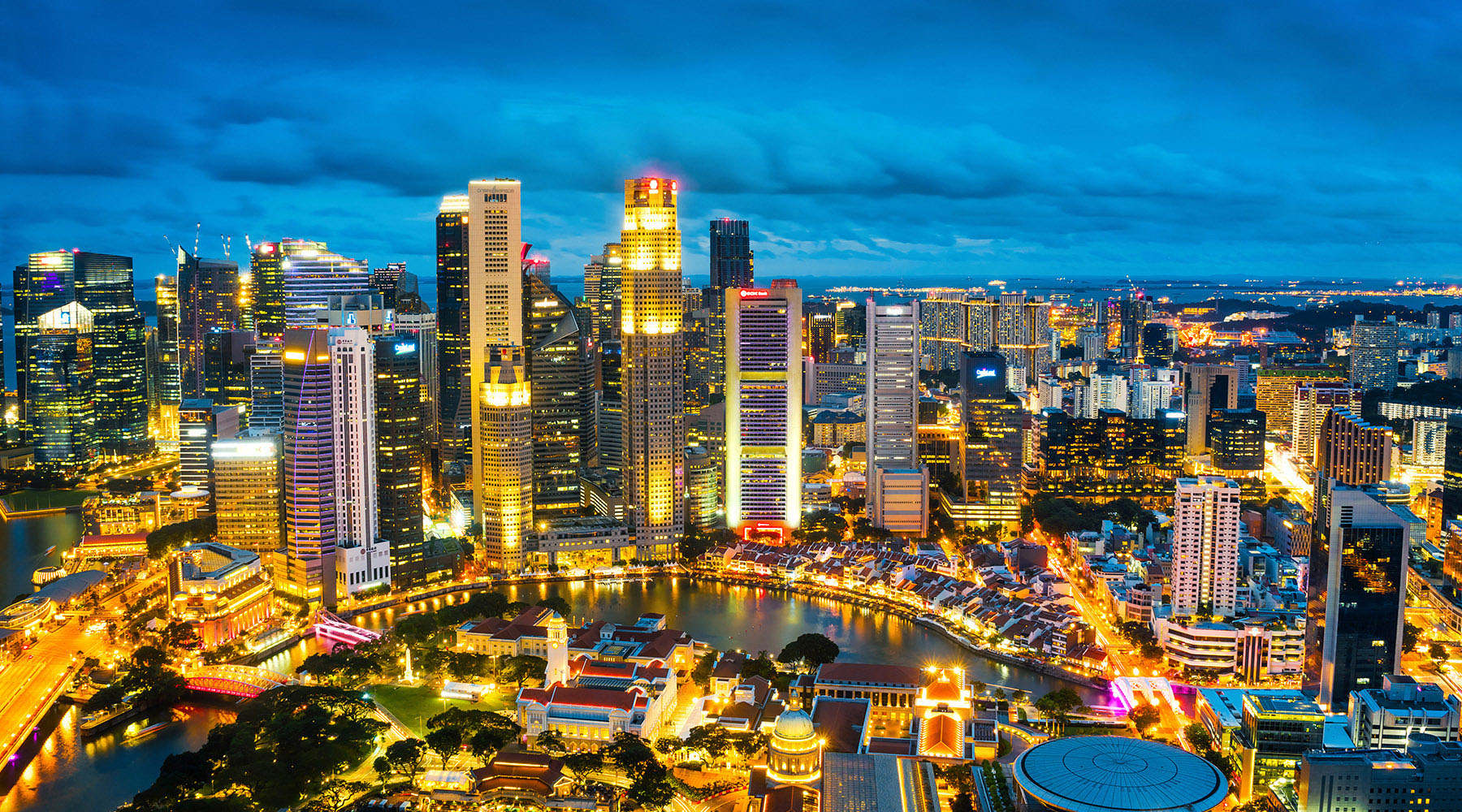 14-Night Australia To Asia & 3-Night Post Singapore Stay