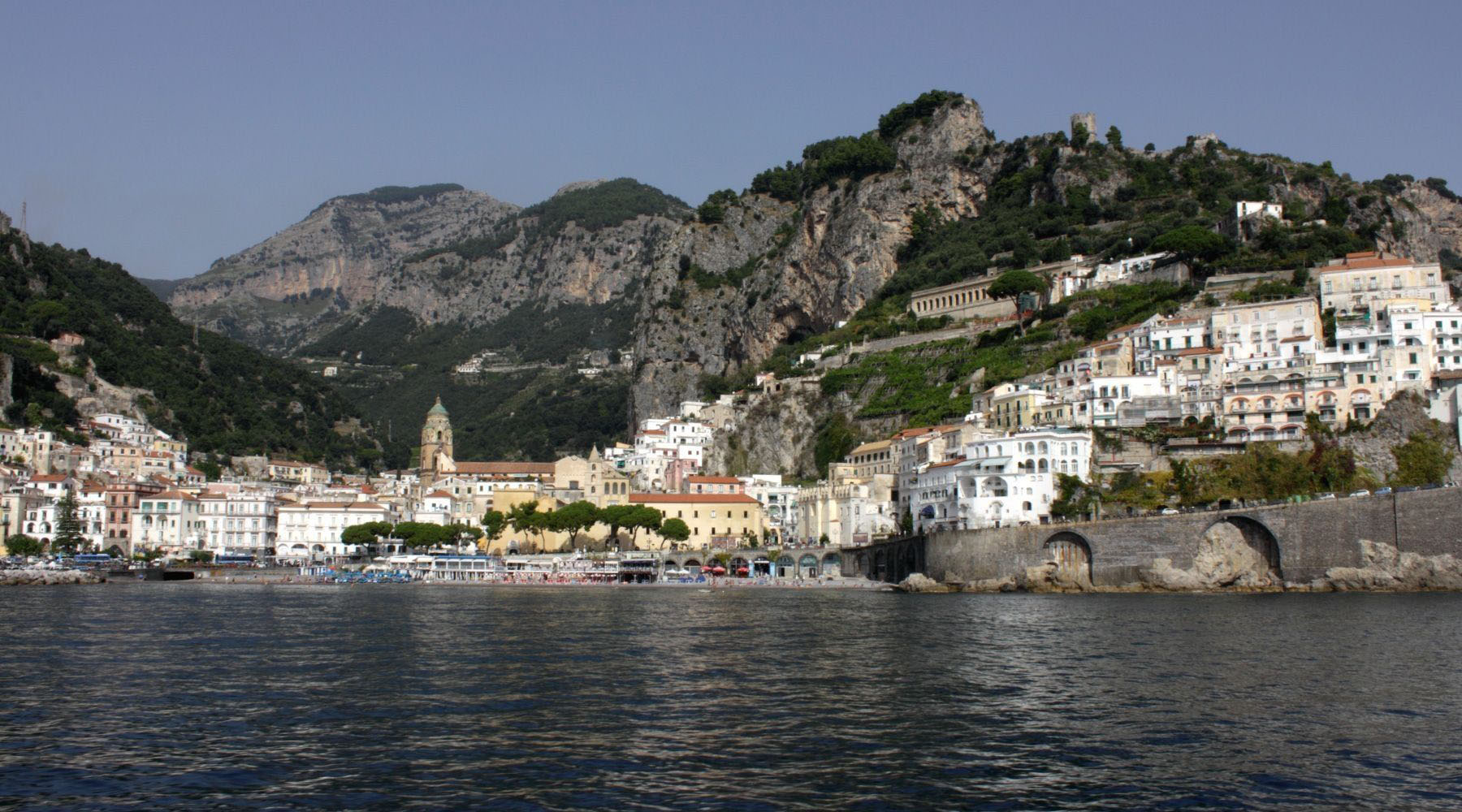 Luxury Voyages to Sorrento, Italy