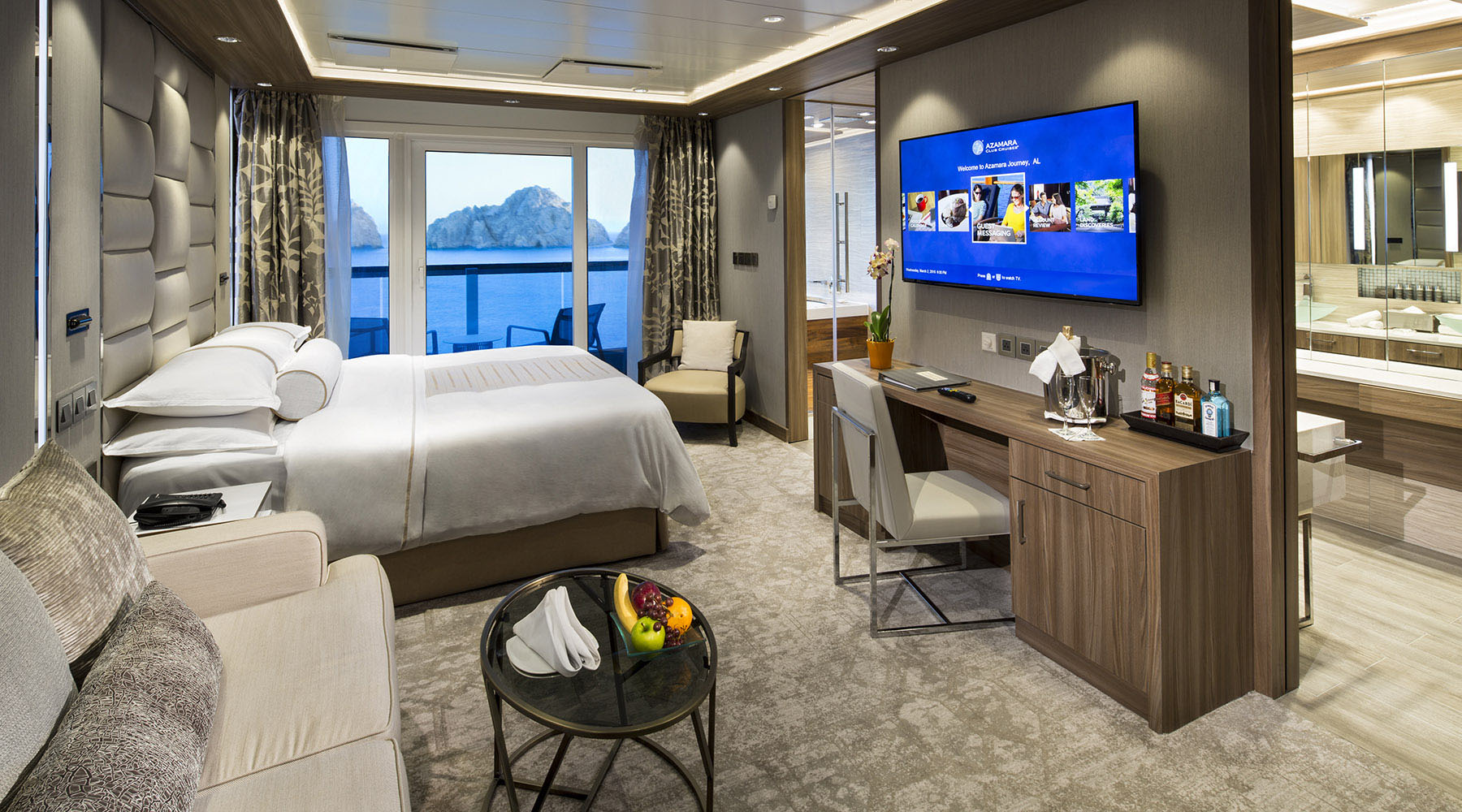 Staterooms & Suites