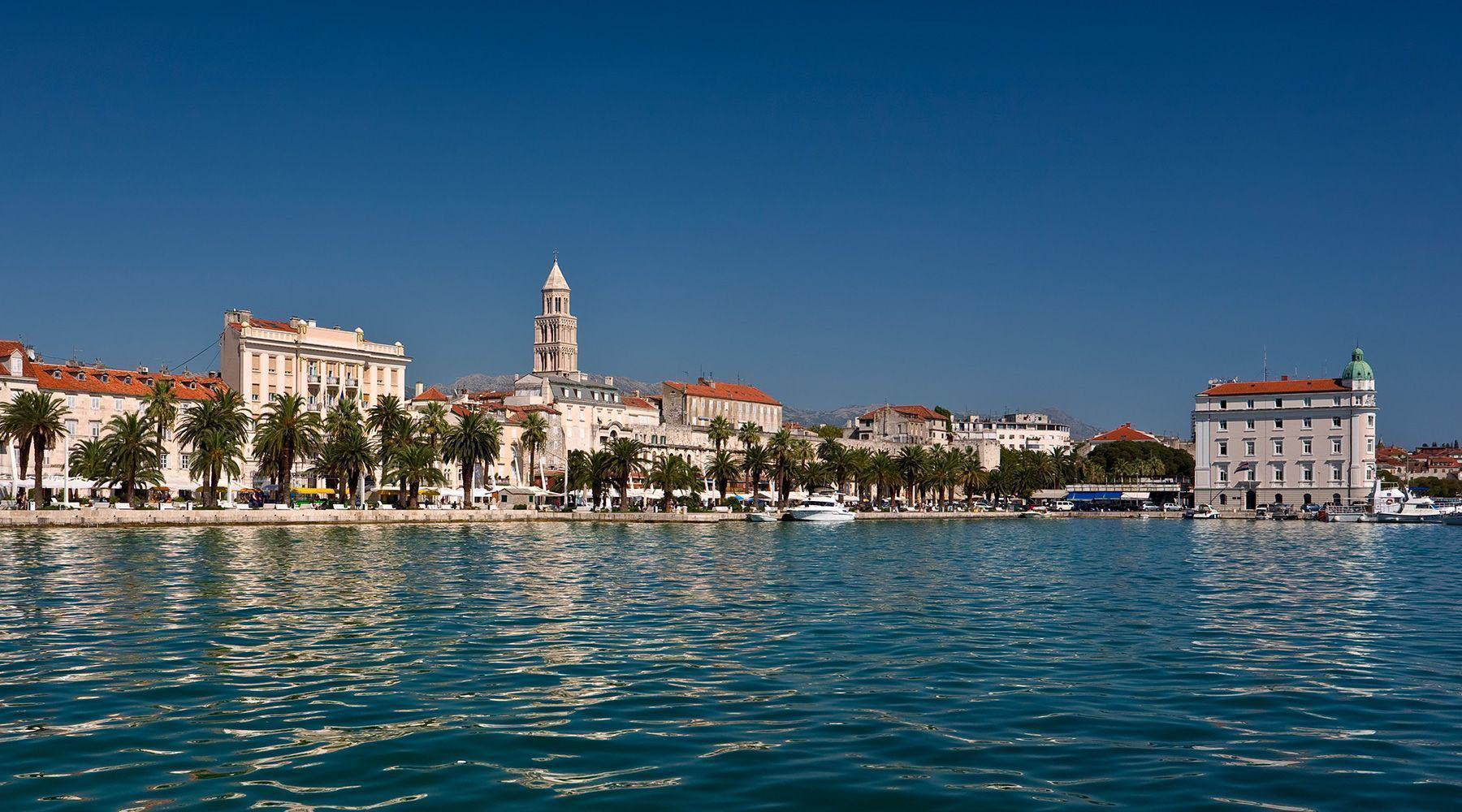 Boutique Cruises to Split, Croatia