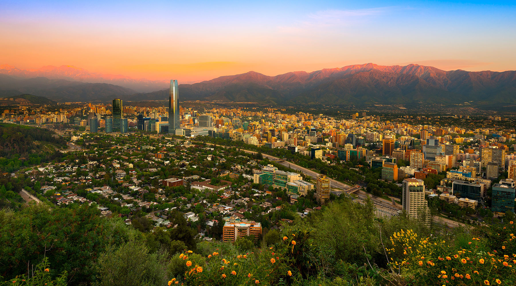 Stay Local in Santiago