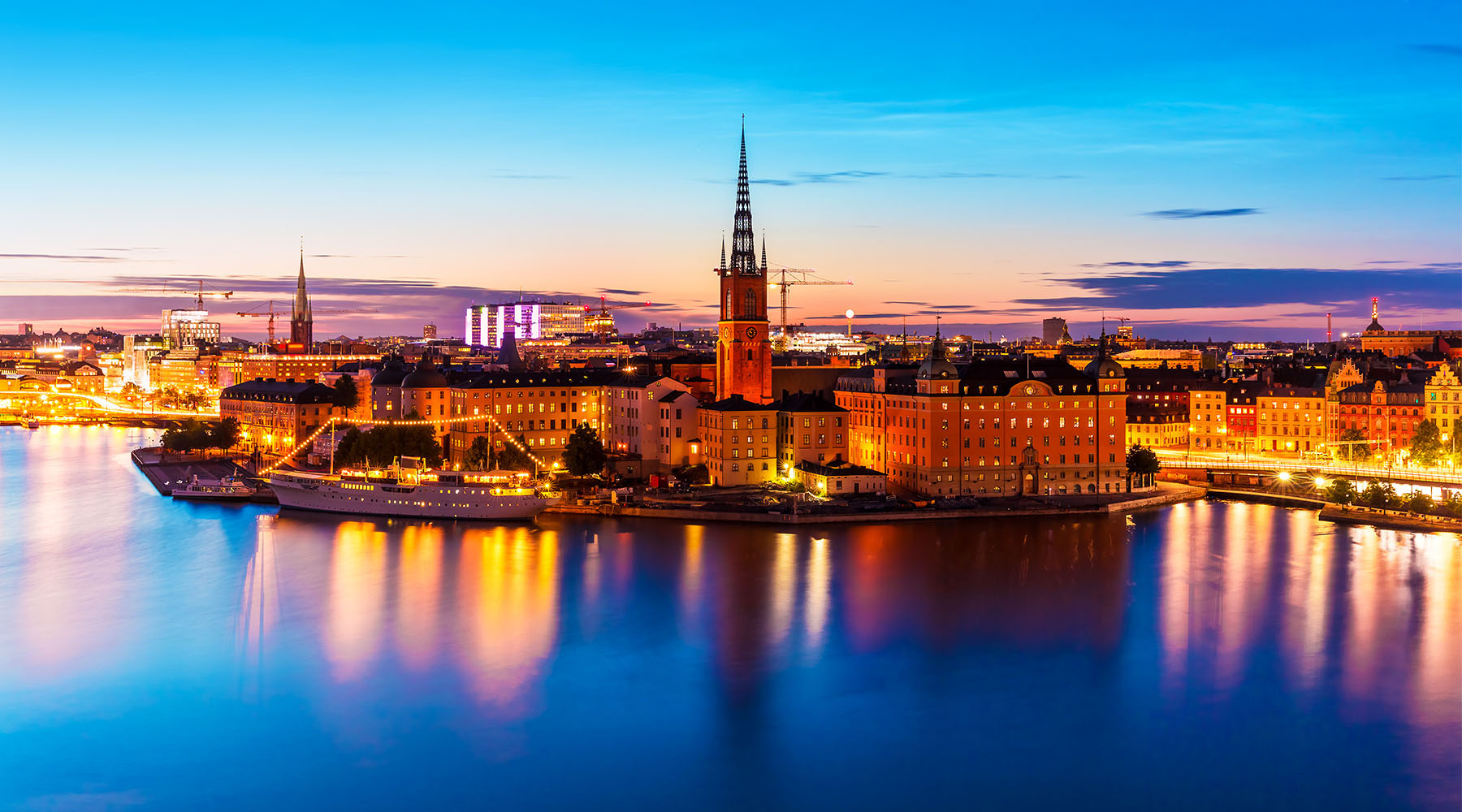 Stay Local Longer in Stockholm