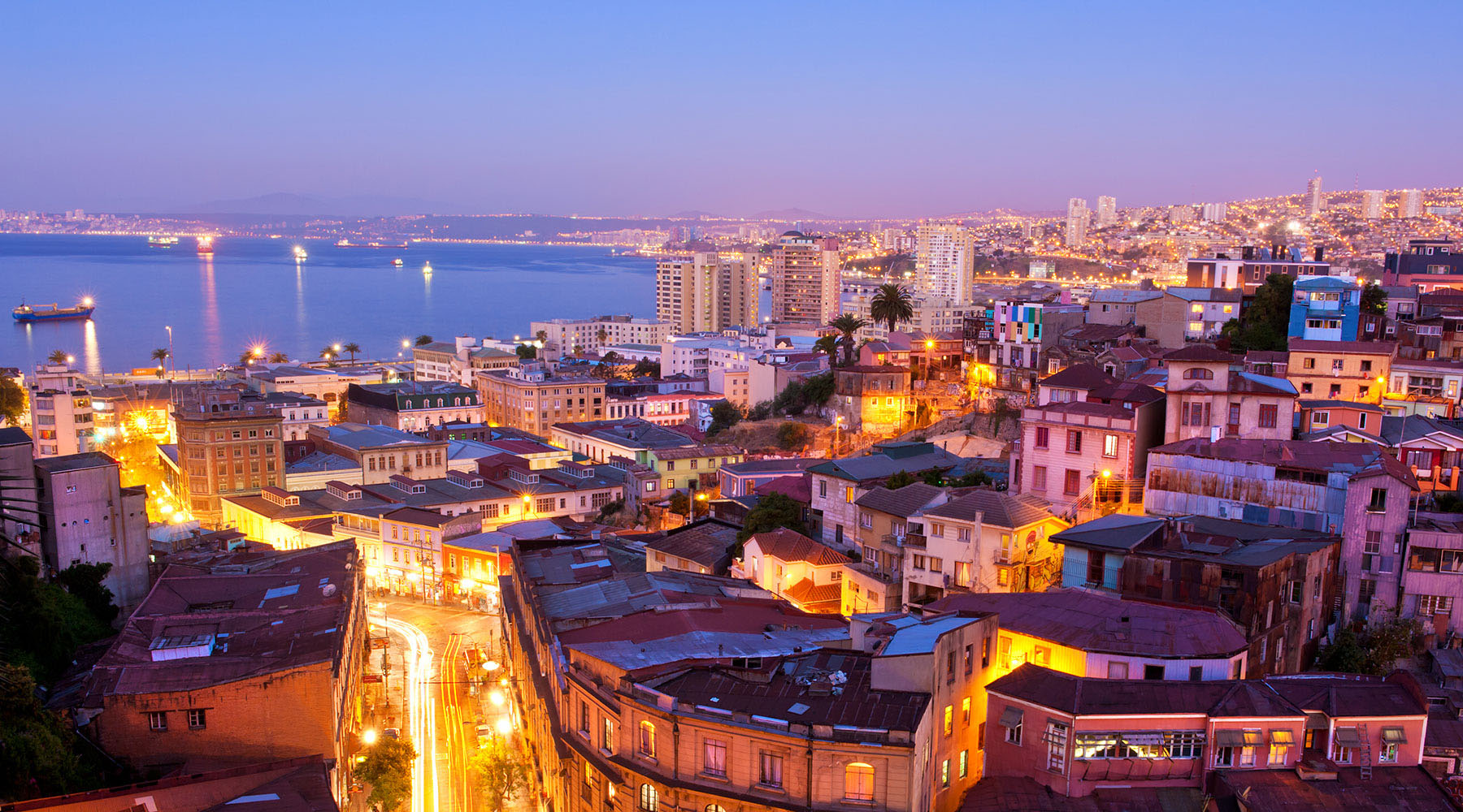 Valparaiso, Chile Cruises
