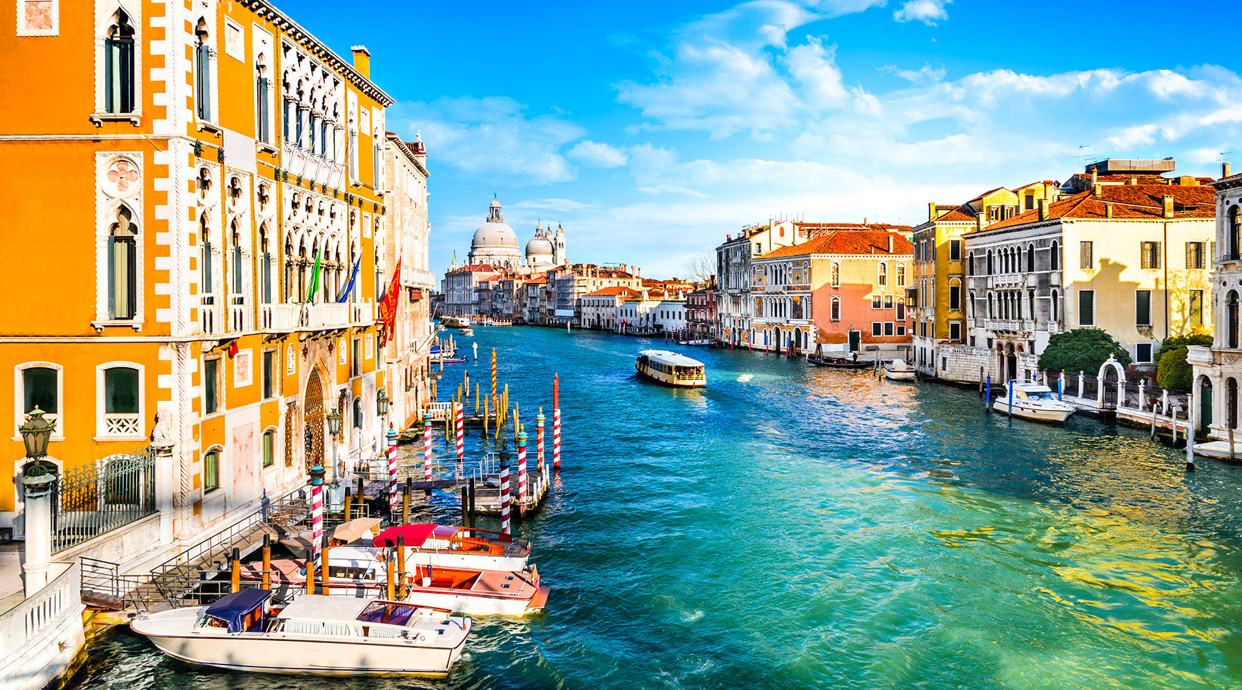 3-Night Weekend Pr Voyage & 3-Night Post Venice Stay