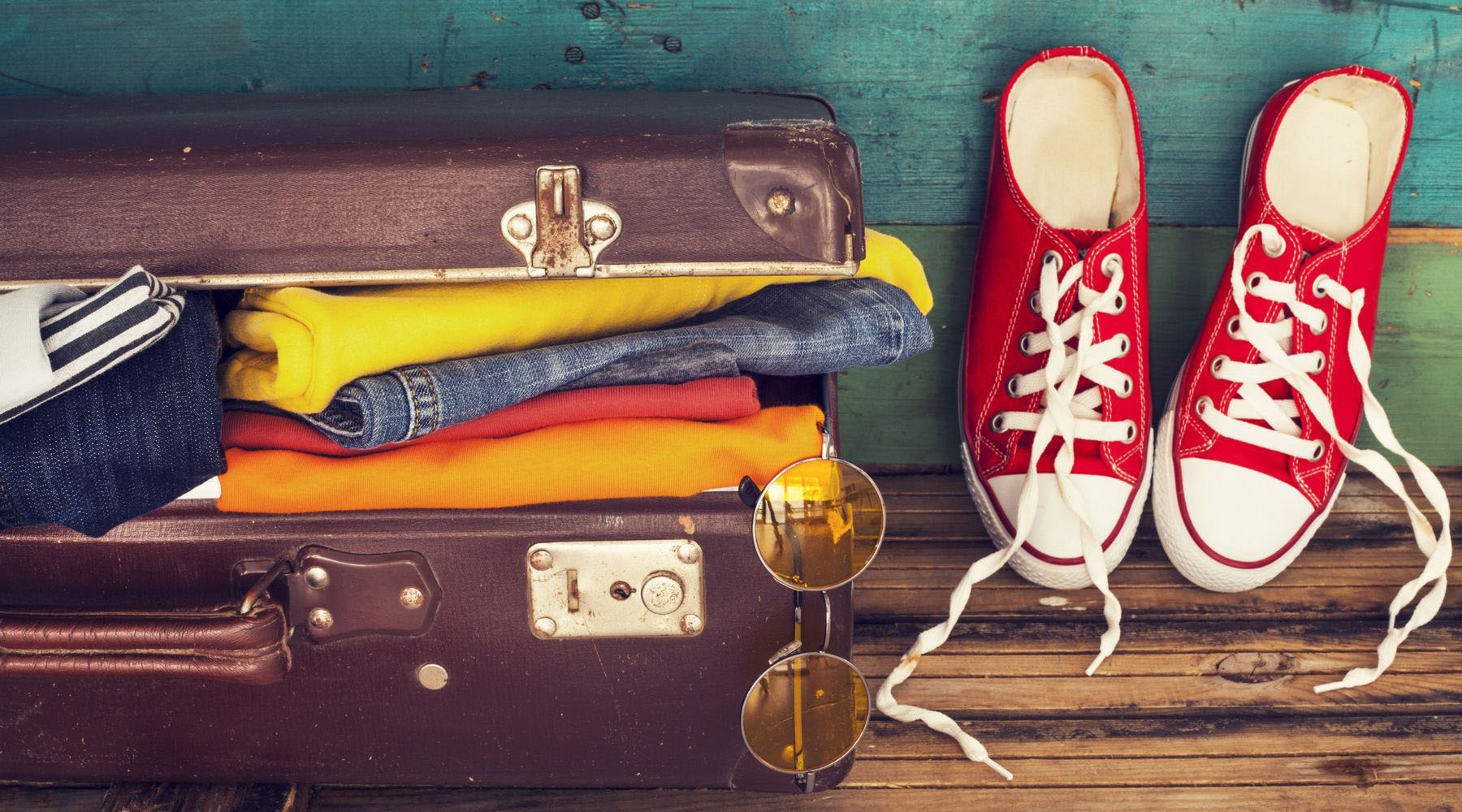 Infographic: How To Pack For The 2018 World Journey