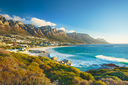 Cap Town, South Africa