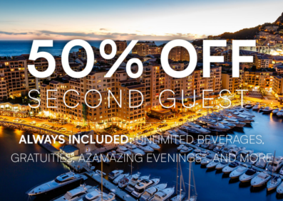 50% Off Second Guest