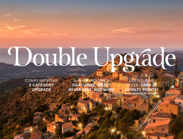 Double Upgrade + Double Points