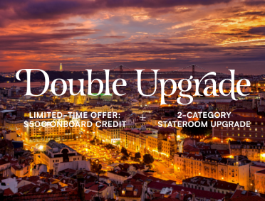 Double Upgrade + $500 OBC