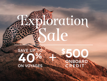 Exploration Sale