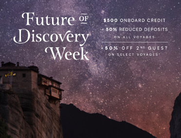 Future of Discovery