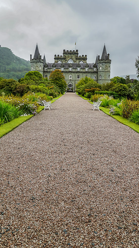 Inveraray Castle is a Scotland must-see!