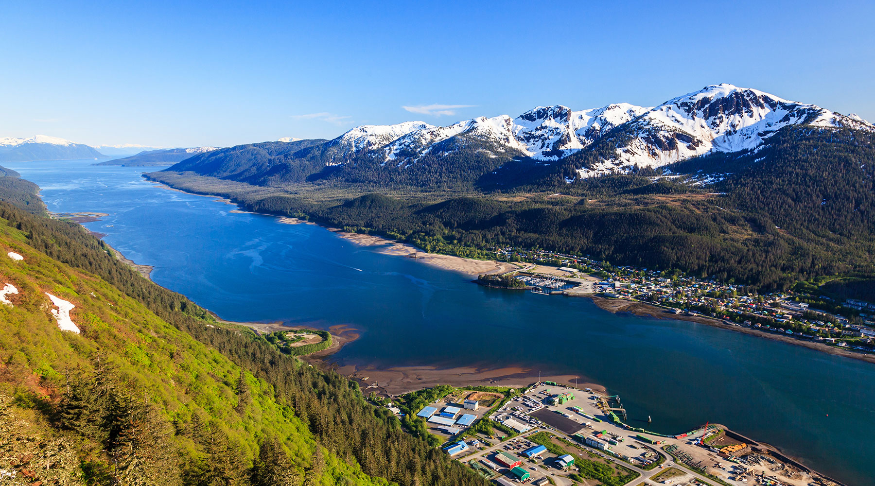 Juneau is Alaska's capital and a must-see!