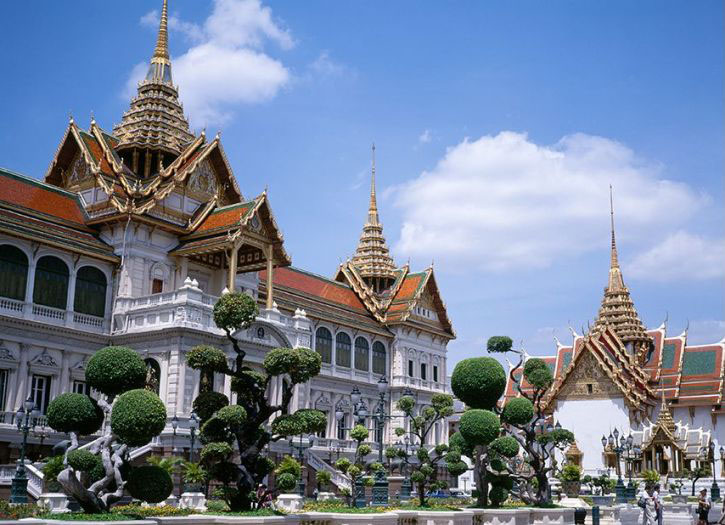 Grand Palace and Venice of East