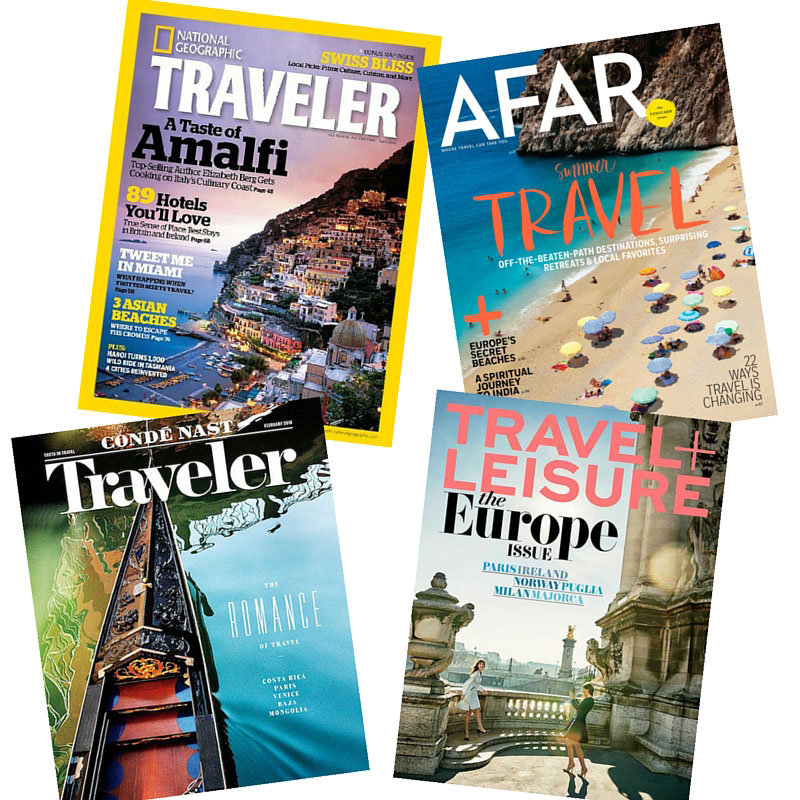 Wedding Magazine Subscription Gift: Wedding Gifts For Travelers