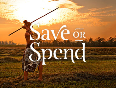 Save or Spend