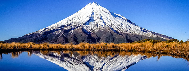 MOUNT EGMONT NATIONAL PARK