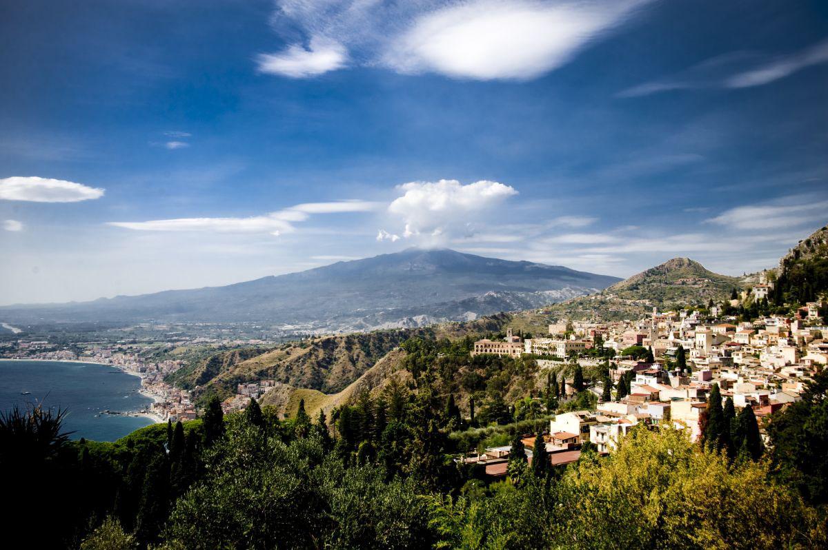 Taormina Sicily's Most Spectacular Town