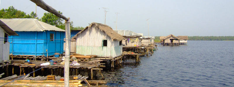 Nzulezu Stilt Village