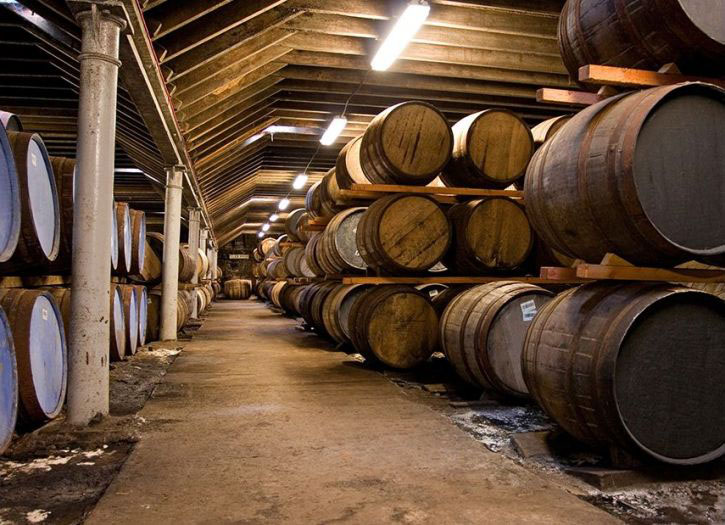 A Taste of Scotland - Glenmorangie Distillery