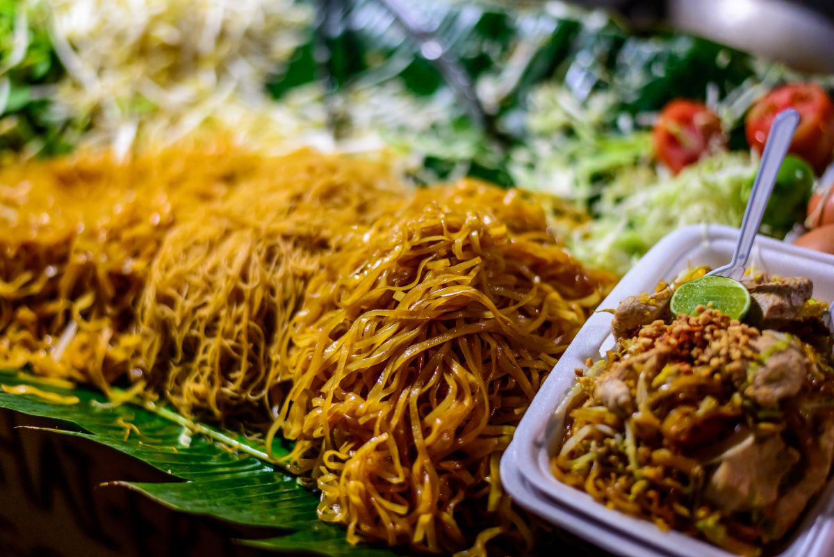 Pad Thai, Thailand's best street food