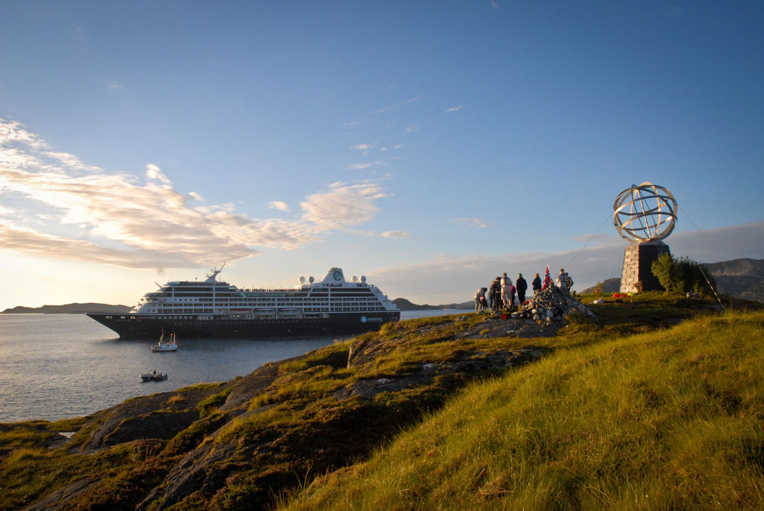 Cruise beyond the Arctic Circle with Azamara.