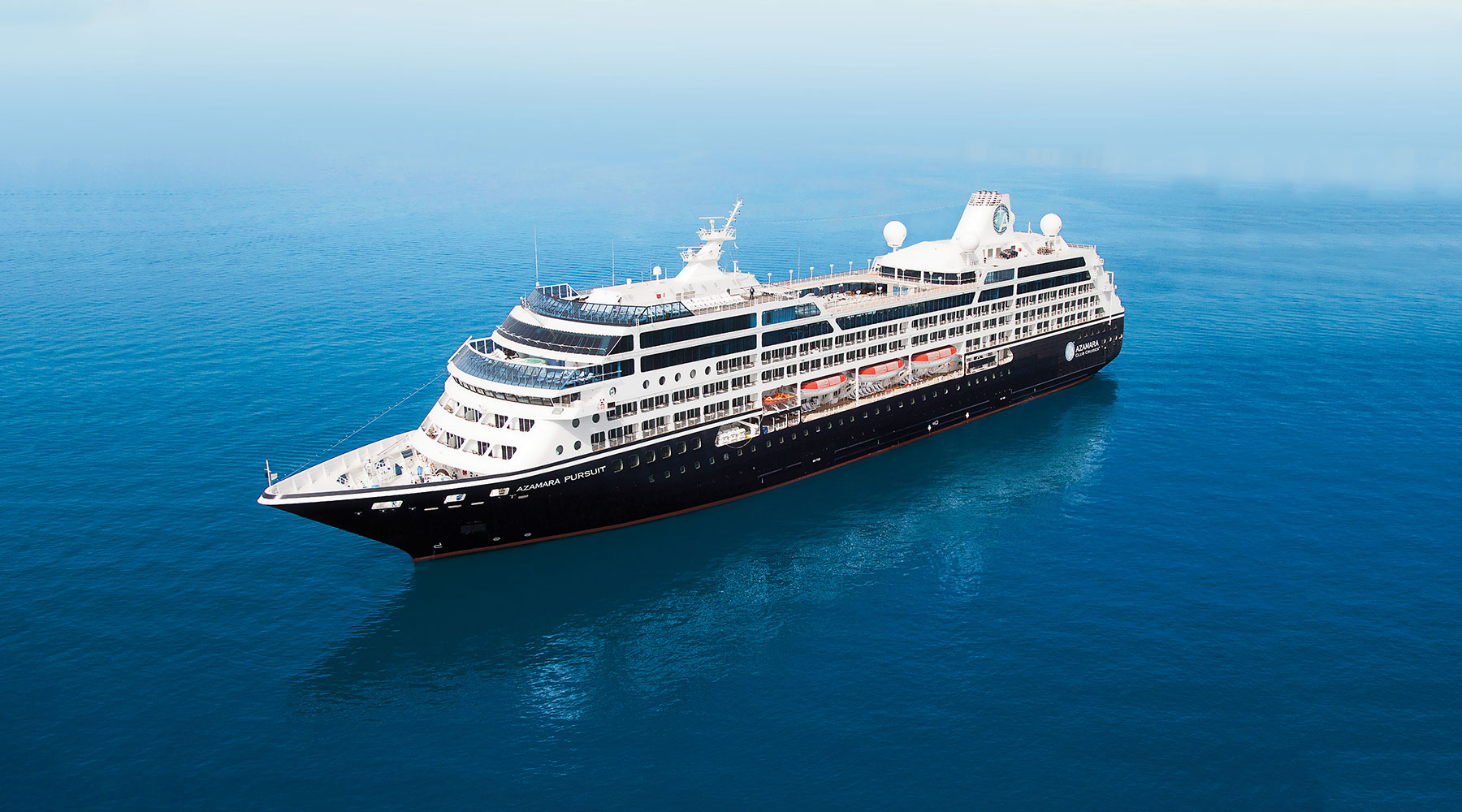 But Azamara Pursuit will take your adventure to the next level by bringing guests the luxury experience that they have come to know and love with Azamara Club Cruises.