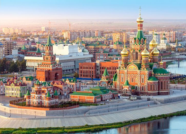 Moscow and the Mysterious Kremlin by High Speed Train - Small Group
