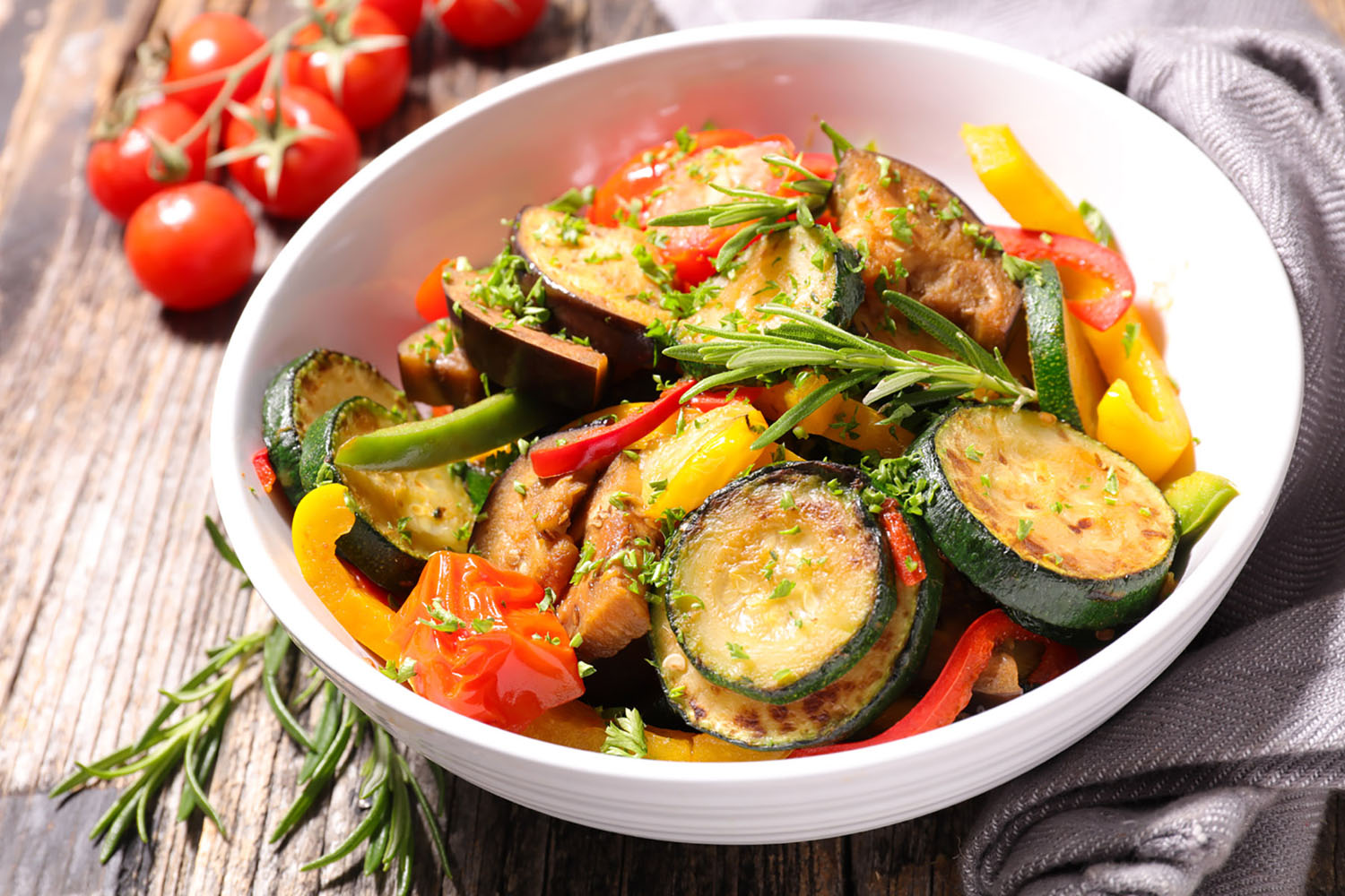Thanks to the Disney movie of the same name, ratatouille is now one of France's best-known dishes.