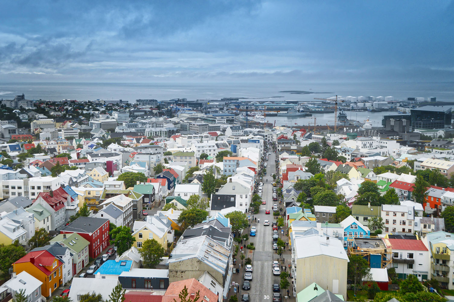 Meet Me Onboard loves Iceland's capital city and you will too!