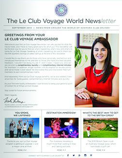September 2014 newsletter cover