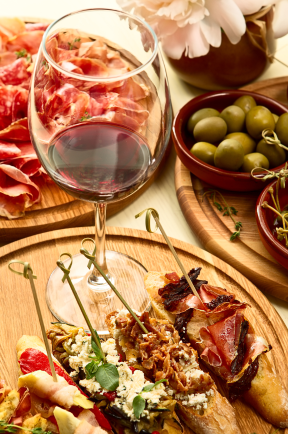 Spain is home to some of the most delectable food and wine in Europe.