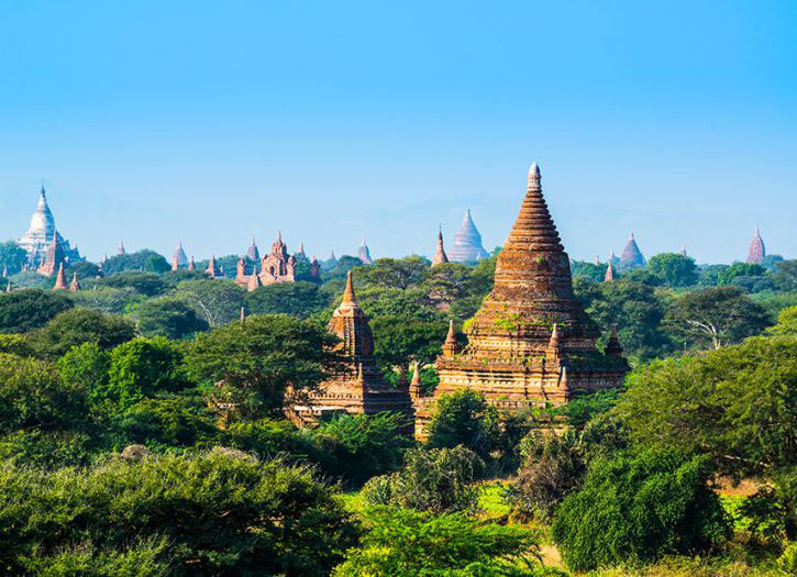 Ancient Temples of Bagan