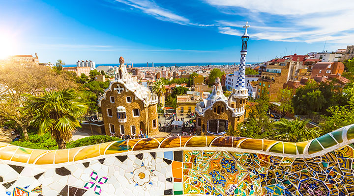 14-Night Spain Intensive Voyage