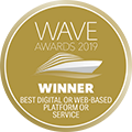 Wave Awards 2019 Best Digital Platform